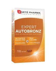 Forté Pharma Expert Autobronz 30 Licaps
