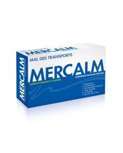 Mercalm Comprimé péliculé sécable, boite de 15