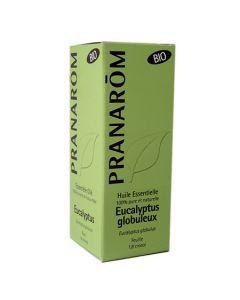 Pranarôm Bio Huile Essentielle Eucalyptus Globuleux 10ml