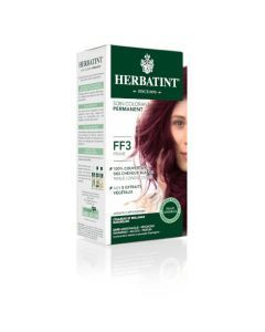 Herbatint Gel Colorant Permanent Flash Fashion FF3 Prune 135ml