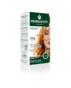 Herbatint Gel Colorant Permanent Flash Fashion FF6 Orange 135ml