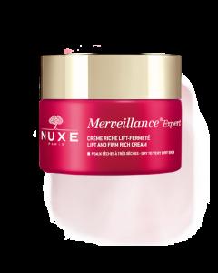 Nuxe Merveillance Expert Crème Riche Lift Fermeté 50ml