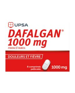 UPSA Dafalgan comprimé pelliculé 1000mg
