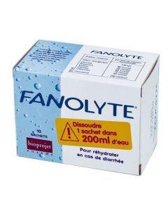 Fanolyte Poudre pour Réhydratation 10 Sachets