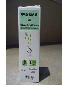 Florit Spray nasal aux huiles essentielles 30ml