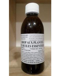 Florit Sirop aux plantes et huiles essentielles 210ml