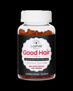 Lashilé Beauty Good Hair Men 60 Gummies