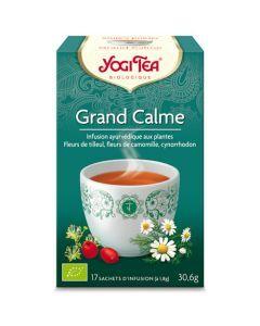 Yogi Tea Grand Calme 17 Infusions