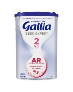 Gallia Bébé Expert AR 2 800g