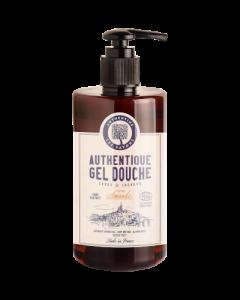 Authentine Authentique Gel Douche Corps & Cheveux Amande Bio 1L