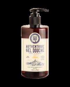 Authentine Authentique Gel Douche Corps & Cheveux Monoï Bio 1L