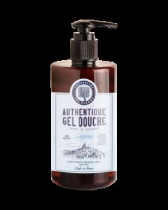 Authentine Authentique Gel Douche Corps & Cheveux Surgras Bio 1L
