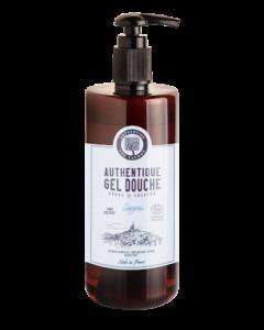 Authentine Authentique Gel Douche Corps & Cheveux Surgras Bio 500ml