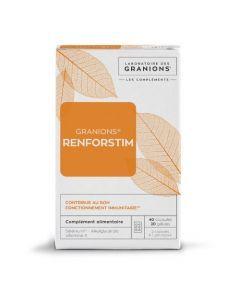 Granions Renfortism 40 Capsules + 20 Gélules
