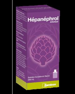 Hépanéphrol Solution Buvable 200 ml
