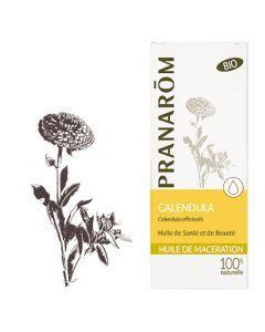Pranarôm Huile Végétale de Calendula Bio 50ml