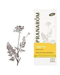 Pranarôm Huile Végétale de Carotte Bio 50ml