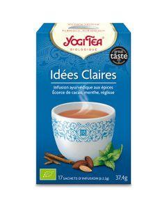Yogi Tea Idées Claires 17 Infusions