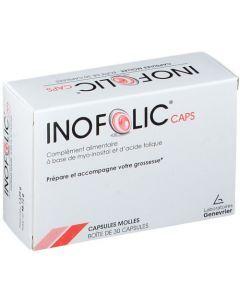 Inofolic Caps 30 Capsules