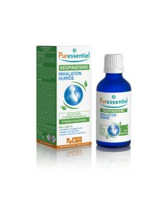 Puressentiel Inhalation Humide Respiratoire - 50 ml