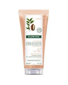 Klorane Crème de Douche Lait de Rose 200ml