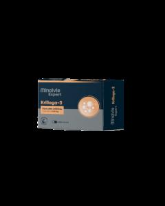 Minolvie Expert Krilloga-3 30 capsules