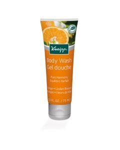 Kneipp Gel Douche - Fleurs de Tilleul / Oranger (Equilibre Parfait) - 75ml