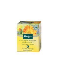 Kneipp Comprimés Effervescents Pieds - Boîte de 6 comprimés