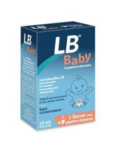 LB Baby Complément Alimentaire 10ml