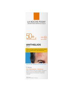 La Roche Posay Anthelios Crème Solaire KA+ Visage SPF50+ Sans Parfum 50ml