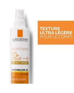 La Roche-Posay Crème Solaire en Spray Corps SPF50+ Avec Parfum 200ml