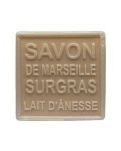 """MKL Savon De Marseille Surgras """"Lait D'Ânesse"""" 100Grs"""