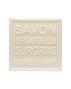 """MKL Savon De Marseille Surgras """"Beurre De Karité"""" 100Grs"""