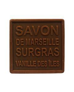 """MKL Savon De Marseille Surgras """"Vanille Des Îles"""" 100Grs"""