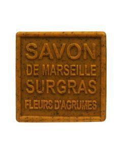 """MKL Savon De Marseille Surgras """"Fleurs D'Agrumes"""" 100Grs"""