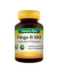 Nature's Plus Mega B 100 60 comprimés