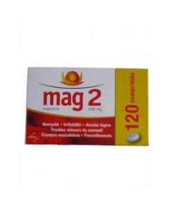 Mag 2 100 mg 120 comprimés