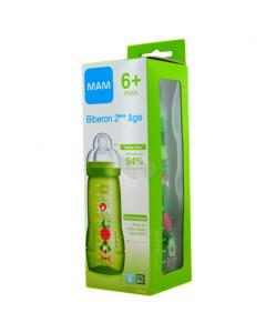 MAM Biberon 2ème Age + 6 Mois 330ml