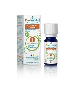 Puressentiel Huile Essentielle Mandarine verte BIO - 10 ml