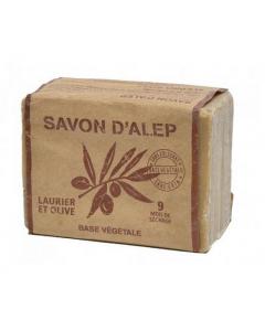 Marius Fabre Pain Savon d'Alep en Pain Laurier et Olive de 200g