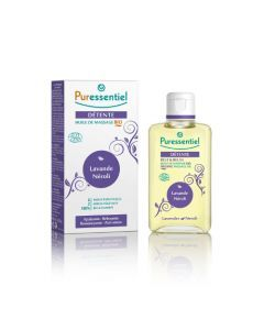 Puressentiel Huile de massage BIO Détente - 100 ml