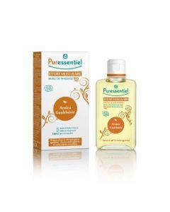 Puressentiel Huile de massage BIO Effort Musculaire - 100 ml