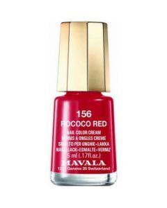 Mavala Mini Vernis à Ongles 156 Rococo Red 5ml
