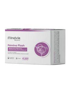 Minolvie Nutra Femina Flash 15 Gélules