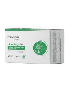 Minolvie Nutra LipoMag-B6 60 Gélules