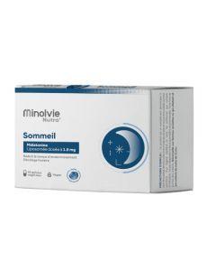 Minolvie Nutra Sommeil 30 Gélules