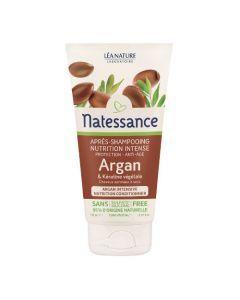 Natessance Après-Shampooing Argan & Kératine Végétale 150ml