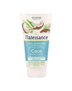 Natessance Après-Shampooing Coco & Kératine Végétale 150ml
