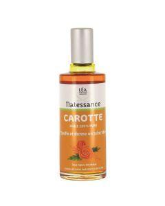 Natessance Huile De Carotte - Tonifie Et Donne Un Teint Hâlé 50ml
