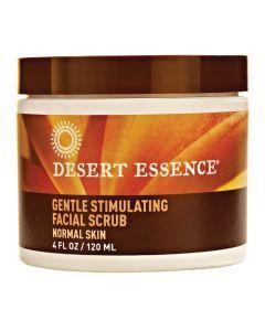 Desert Essence Exfoliant pour le Visage -Douceur Stimulante 120ml